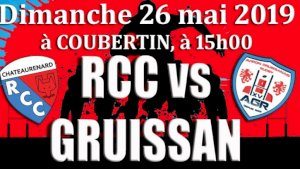 Chateaurenard / Gruissan ( Coupe - Séniors )