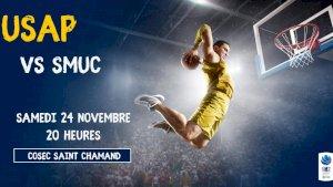 Avignon-Le Pontet / SMUC Marseille ( NM2 - Séniors )