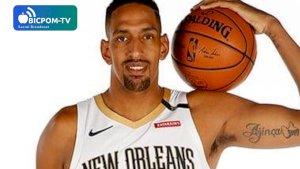 Alexis AJINCA ( ITW Basket - NBA -  )