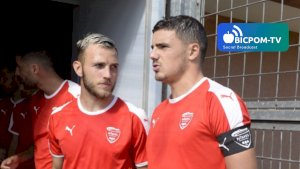 Anthony BRIANCON et Gaetan PAQUIEZ ( ITWTIME Football - LIGUE 1 -  )