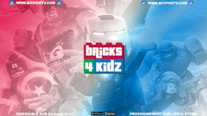 Bricks 4 kidz ( Emission 2 - Construction de légo  -  )