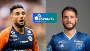 Jordan FERRi et Maxime BLANC ( ITWTIME Football - LIGUE1, NATIONALE -  )