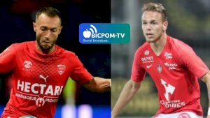 Romain PHILIPPOTEAUX et Irvin CARDONA ( ITWTIME Football - LIGUE 1 -  )