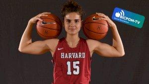 Maria GURAMARE ( ITWTIME Basket - USA HARVARD -  )