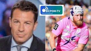 Thomas LOMBARD et Rémi BONFILS ( ITWTIME Rugby - TOP 14 -  )