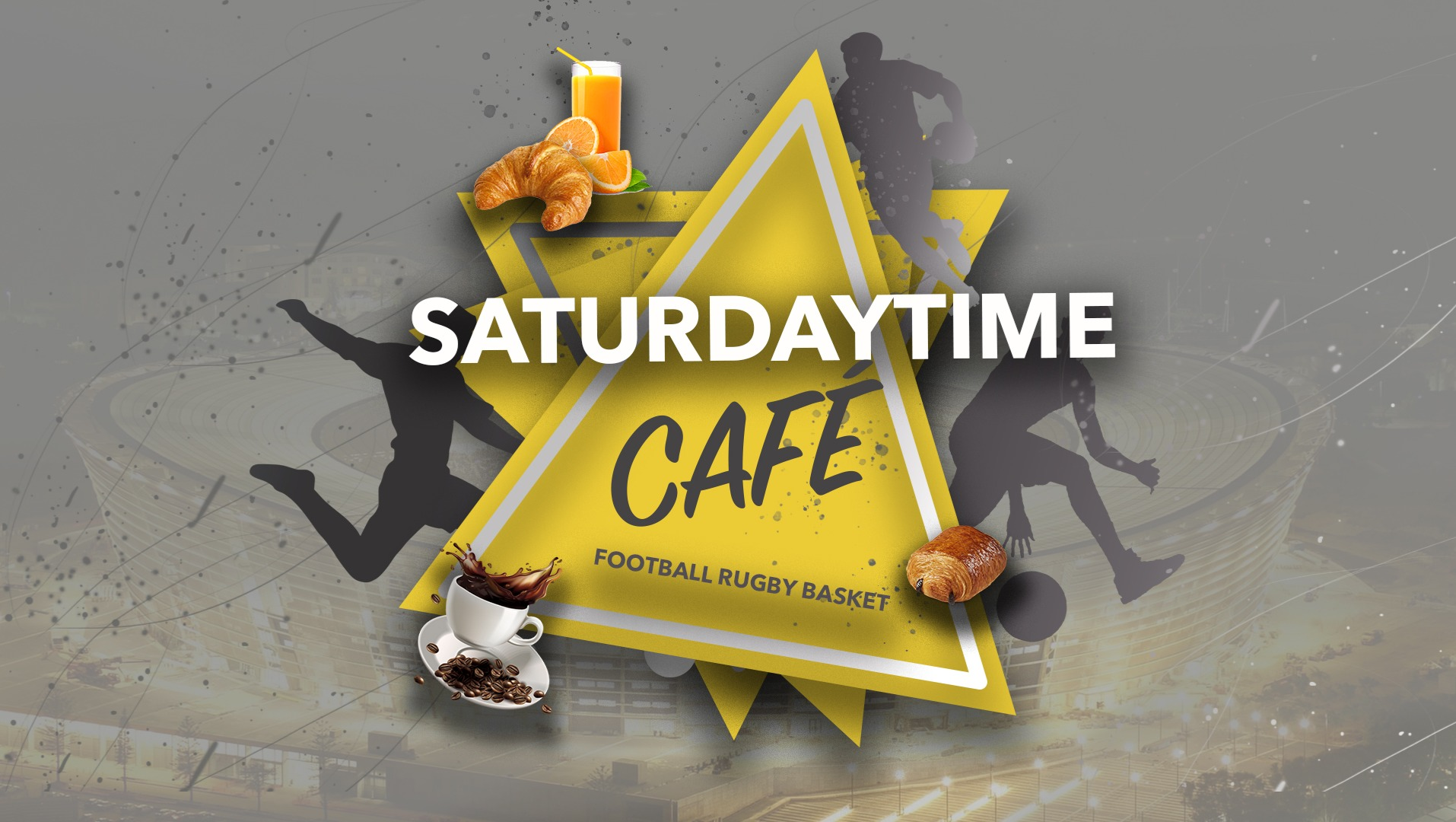 SATURDAYTIME CAFE ( Emission sport 7 -  )