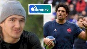 Karim GHEZAL et Pierrick GUNTHER ( ITWTIME Rugby  -  )
