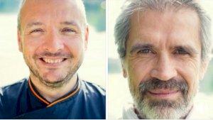 3ème démo (  Olivier Combe et Pascal Barnouin (inséparables) Plat : Brandade de cabillaud marjolaine  -  )