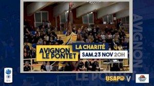 Avignon - Le Pontet / La Charité ( NM1 - Séniors )